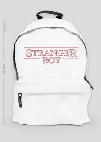 Stranger Boy Plecak