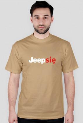 Jeep się_biały napis