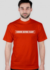 REMOVE BEFORE FLIGHT - Lotnictwo