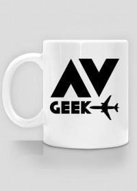 Samoloty - AVGEEK Kubek