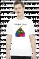 Koszulka Męska ''Wesołych Świąt''