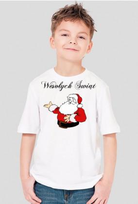Koszulka Chłopięca Świąteczna