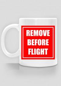 Samoloty - REMOVE BEFORE FLIGHT - Kubek
