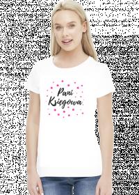 """""""Pani Księgowa"""" - Koszulka dla księgowej"""
