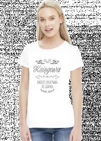 """""""Księgowa - Bardziej kreatywna od grafika"""" - Koszulka dla księgowej"""