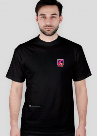 AniaPG Fun Art Gomez 30 - koszulka męska