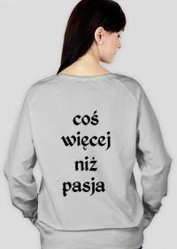 "SZARA BLUZKA DAMSKA ""205"""