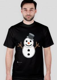 Zima 1 - koszulka męska