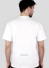 ReduktorSzumu koszulka 2 biała