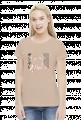 Koszulka anime Mirai Nikki Yandere (gray hiragana) (Damska)