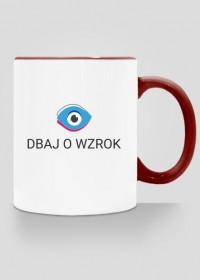 Kubek - dbaj o wzrok