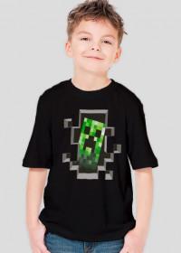 T-Shirt Minecraft Dziecięca