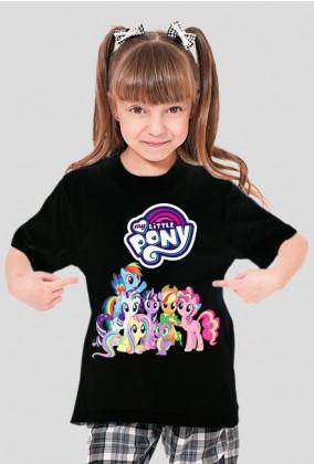 Bluzka dziewczęca My Little Pony