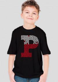 Koszulka dla chłopca - Polska Walcząca. Pada