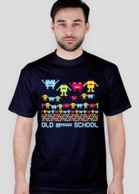 Koszulka męska - Old School. Pada