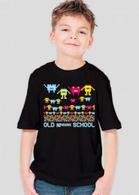Koszulka dla chłopca - Old School. Pada
