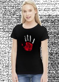 Koszulka damska - Polska. Pada