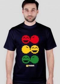 Koszulka męska - Reggae. Pada
