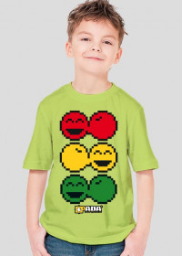 Koszulka dla chłopca -Reggae. Pada