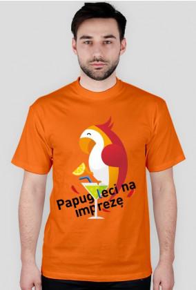 Papug leci na imprezę