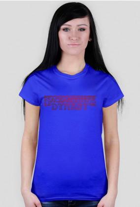Naczaśnieynte Dynksy - koszulka damska