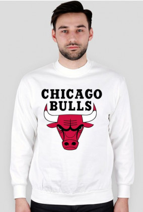 Chicago Bulls - bluza - męski