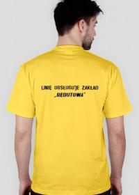 Koszulka pożegnanie zajezdni Redutowa