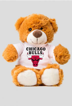 Chicago Bulls - miś pluszowy