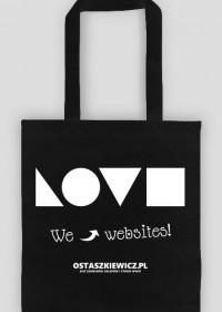 We love websites!