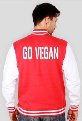 Go vegan bluza