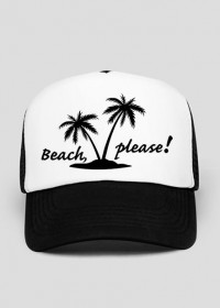 Beach, please (czapeczka)