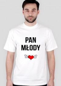 Pan młody - koszulka