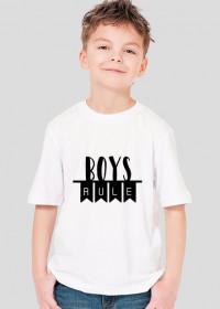 Boys rules - boombom.pl