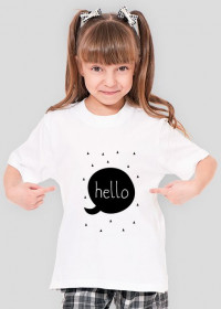 Hello - dziewczynka - boombom.pl