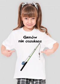 Genów nie oszukasz - koszulka