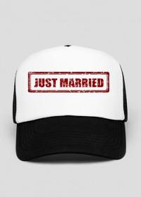 Just married czapka