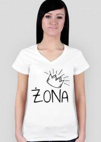 Żona - koszulka