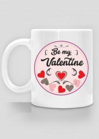 Kubek Be My Valentine
