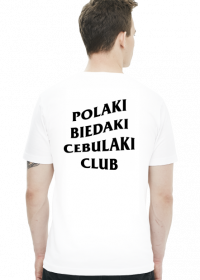 Polaki Biedaki Cebulaki Club - Anti Social Social Club White