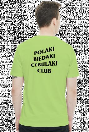 Polaki Biedaki Cebulaki Club - Anti Social Social Club White