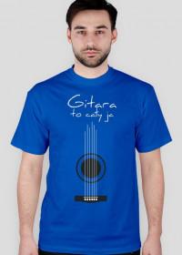 Gitara to cały ja - akustyk