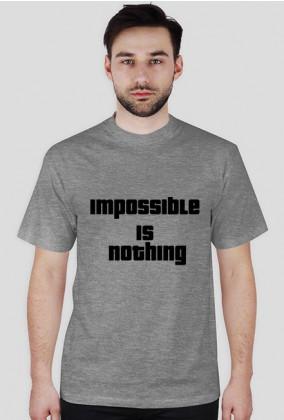 Koszulka Impossible is nothing