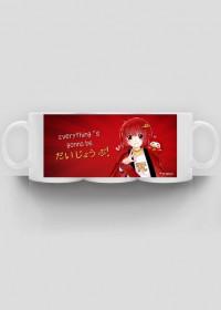 Originto - Oficjalna Kawaii Maskotka Sklepu - Gadżety Anime - Kubek
