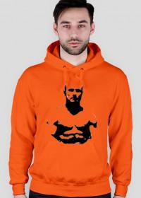 Pomarańczowy król bluza