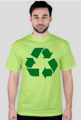 Koszulka Znak Biodegradowalny