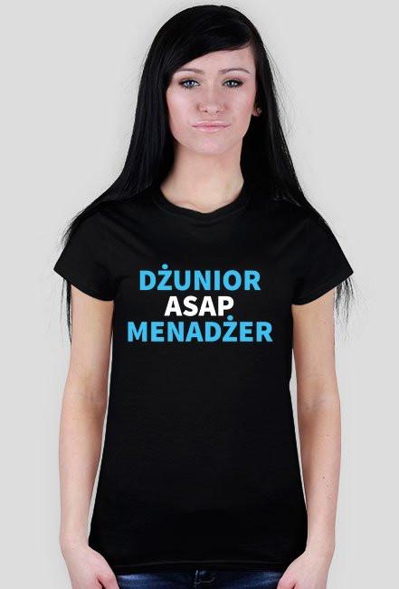 Koszulka ogarniaczki ASAPów
