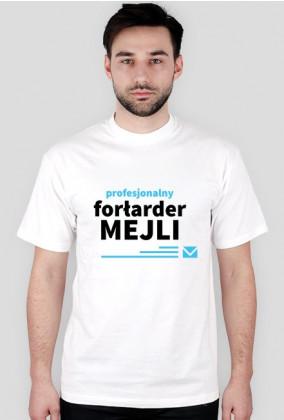 Koszulka profesjonalnego forłardera mejli