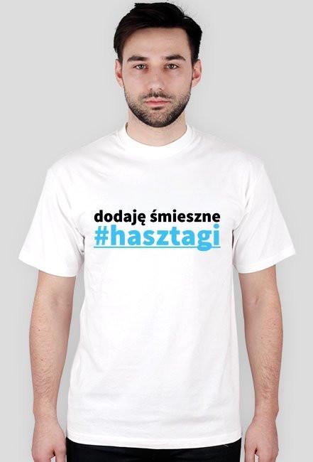 Koszulka Hasztagi