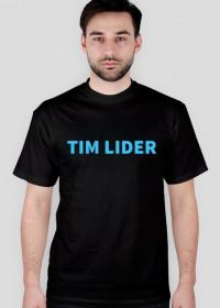 Koszulka Tim Lider czarna