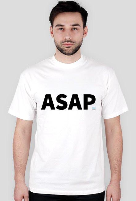 Koszulka ASAP biała